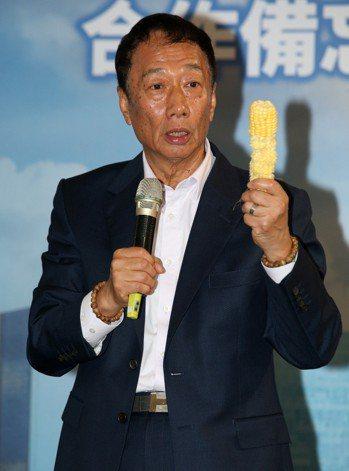 鴻海展望今年集團布局,總裁郭台銘先前宣示今年業績成長再創新高的決心,目前集團加上...