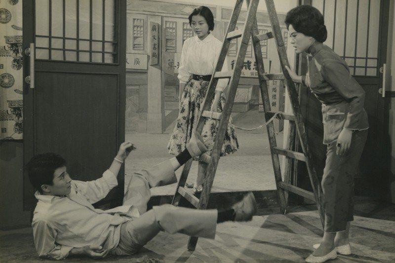 《兩相好》(1962)劇照。 圖/國家電影中心