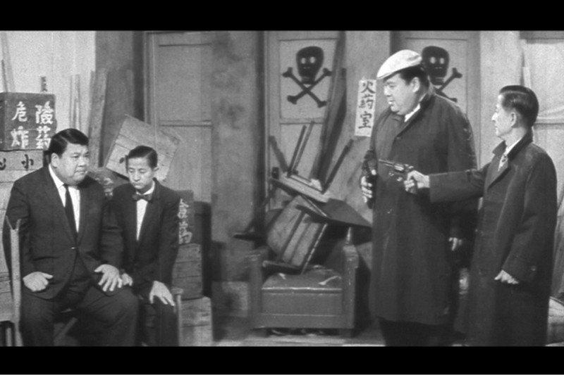《王哥柳哥007》(1967)劇照。 圖/國家電影中心