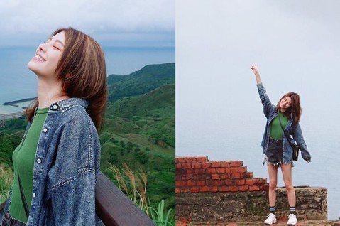 要拍一張美照其實有時需要付出相當大的代價!Popu Lady成員宇珊日前在社群網站分享一張美照,照片中的她站在郊外荒廢處拍照,遠處還看得到遠方的海,寬闊的視野讓人驚嘆,但她卻自曝「美照的背後,總是艱...