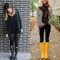 雨天也要美美der!教你如何用雨靴 穿出時尚風