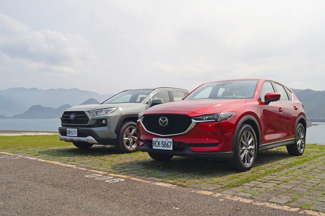 大家只要依據個人需求和喜好,相信兩台風格不同的SUV一定有一台能讓你滿意。 記者...