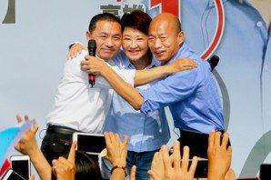 江昺崙/地方派系全面復辟——2020民進黨總統連任的背刺