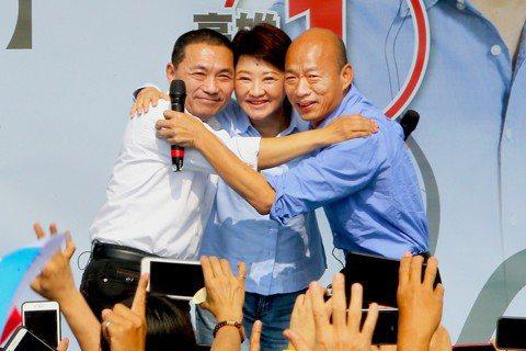 地方派系全面復辟——2020民進黨總統連任的背刺