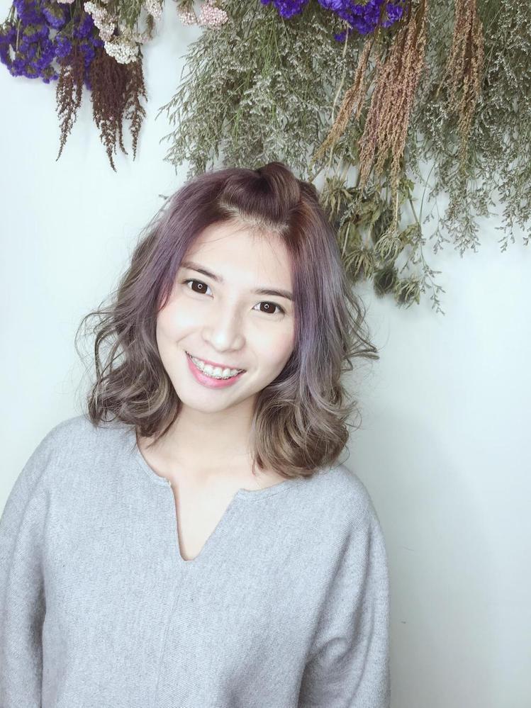 髮型創作/玖叄ASH HAIR / Ash。圖/StyleMap提供