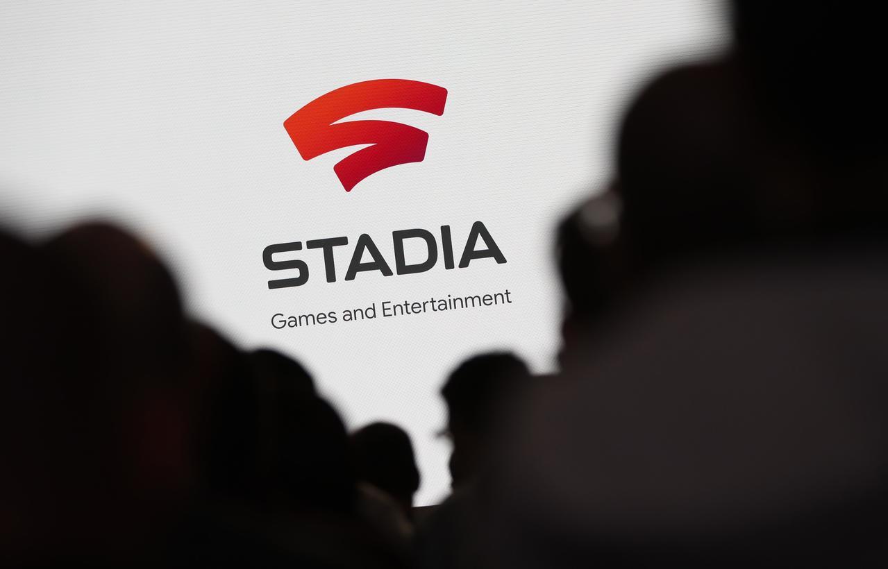 Google在19日宣布將推出遊戲串流服務Stadia。 路透