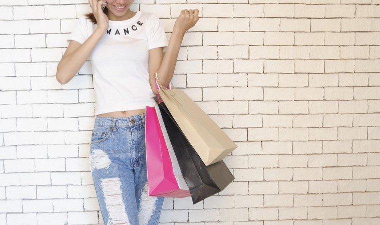 上街購物也是一種運動。圖/摘自pelexs