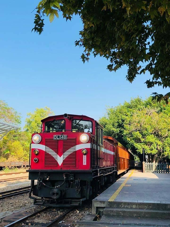 林務局阿里山林業鐵路及文化資產管理處,四月起將推出「林鐵輕療癒」主題列車。圖/阿...