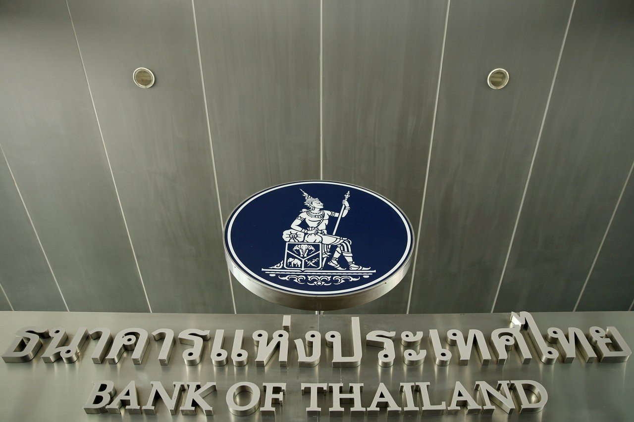 泰國央行20日維持基準利率在1.75%,按兵不動。路透