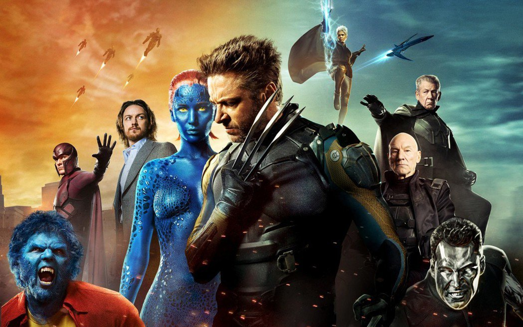 X戰警有望回歸漫威宇宙。圖/福斯提供