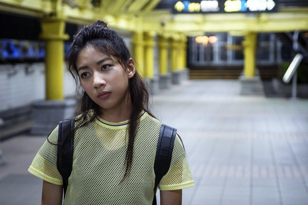 陳妤演出「如果愛,重來」。圖/歐銻銻娛樂提供