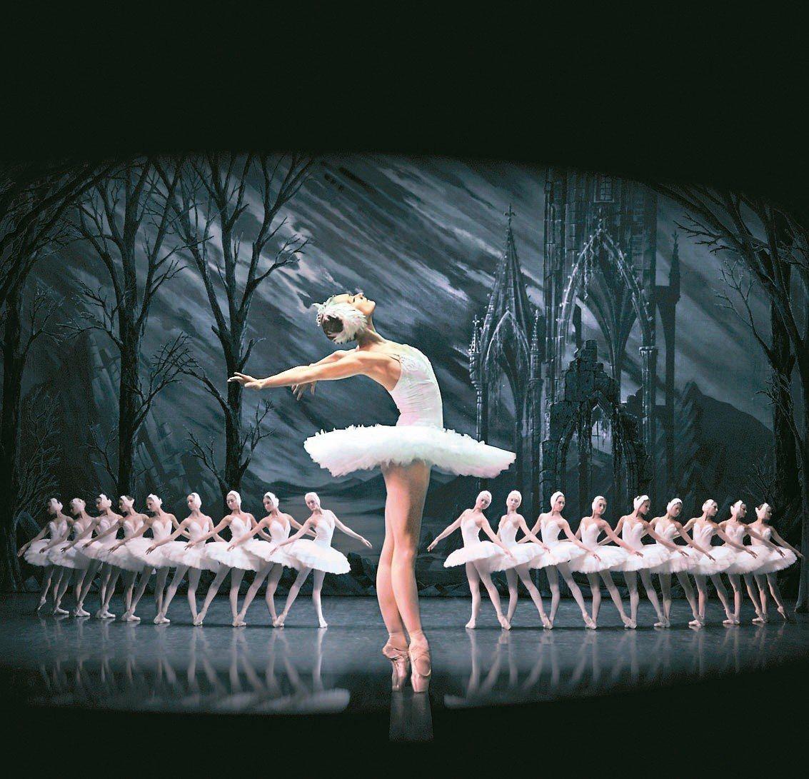 聖彼得堡芭蕾舞團八月登台。 圖/聯合數位文創提供