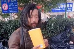 無知菁英太多 上海博學流浪漢被直播成網紅