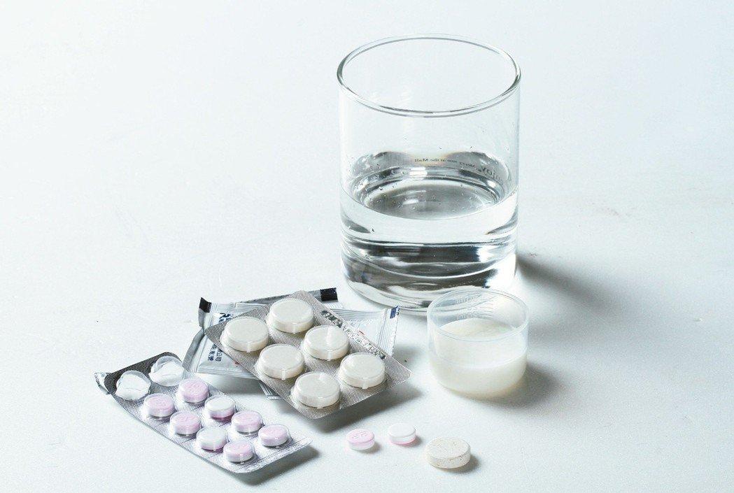 藥品示意圖。圖/聯合報系資料照片