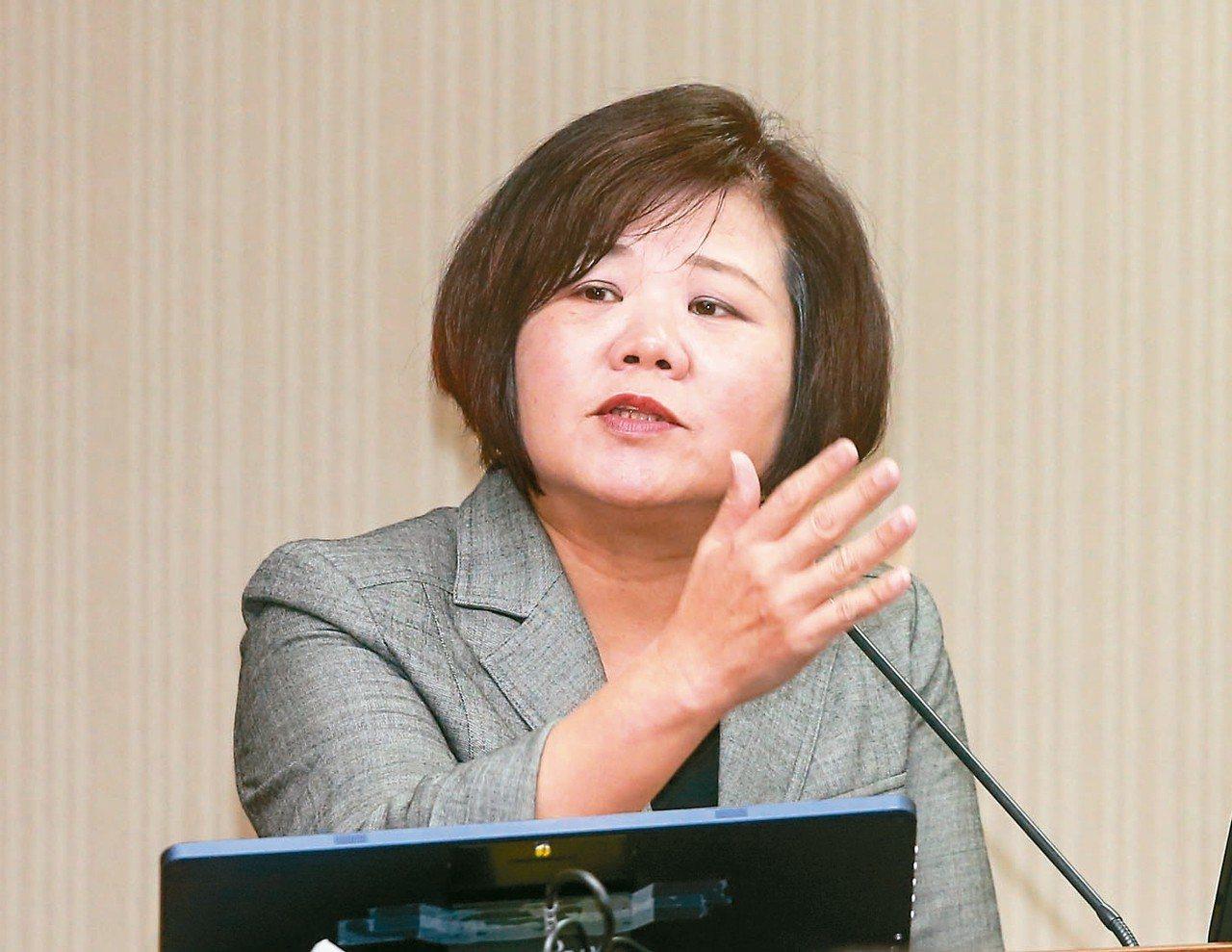 勞動部長許銘春 聯合報記者鄭清元/攝影