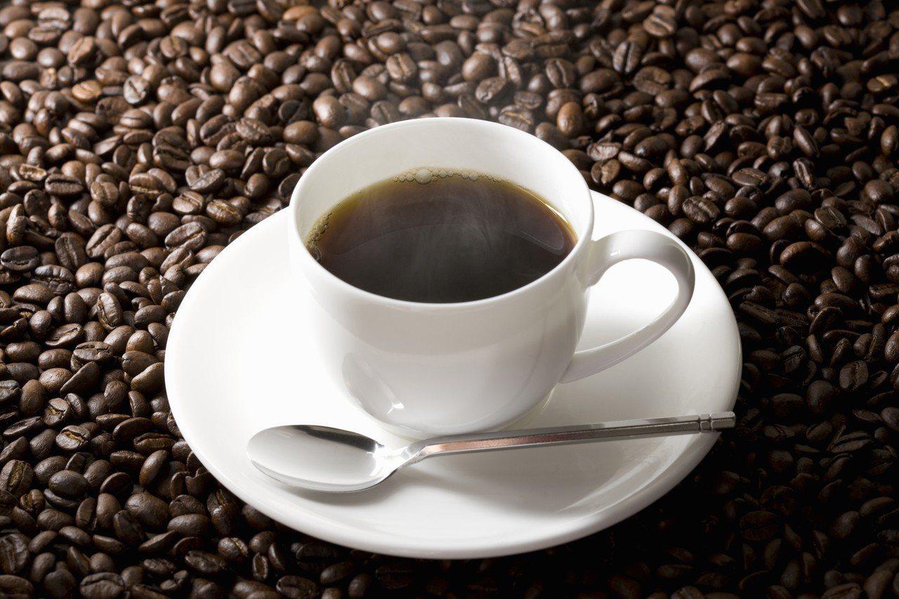咖啡示意圖。 示意圖/ingimage