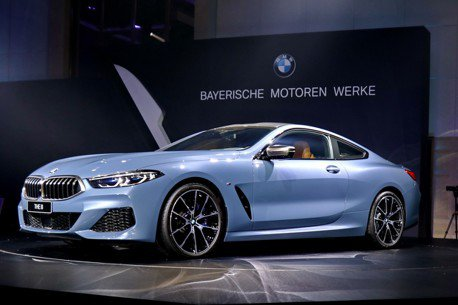 20年後優雅張狂再現 BMW M850i售價678萬起