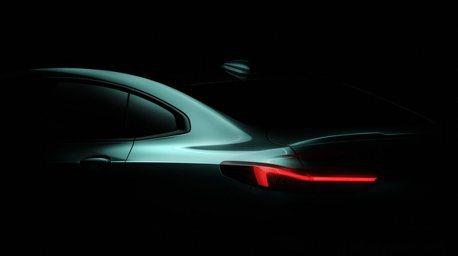 2系列新同學 全新BMW 2 Series Gran Coupe預約11月發表!