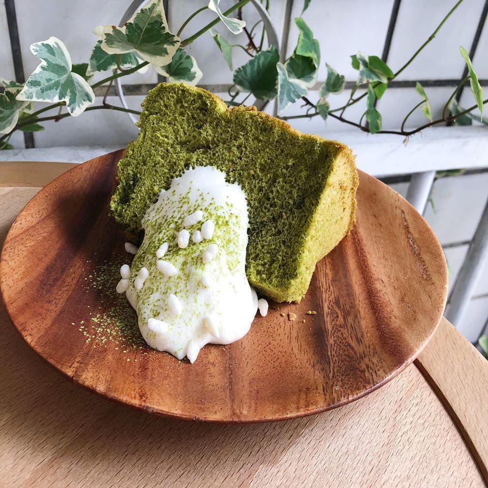 圖/截自美美子みみこ homemade cake