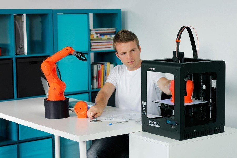 市場調查機構IDC指出,3D列印全球產值預估到2022年將達227億美元。(ph...