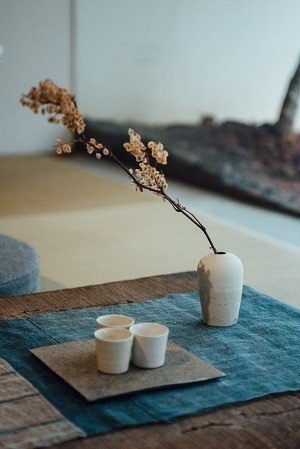 花草和植栽,給予空間生命力。(攝影/鄭弘敬)