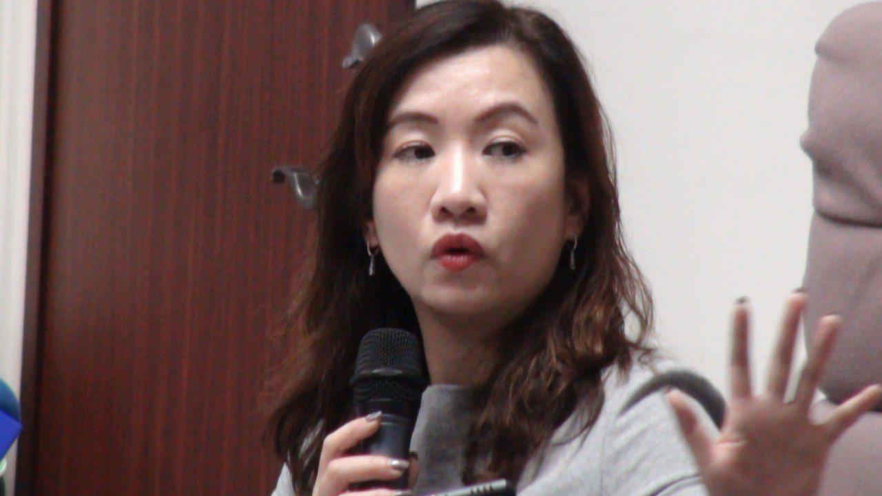 高雄市新聞局長王淺秋。記者謝梅芬/攝影