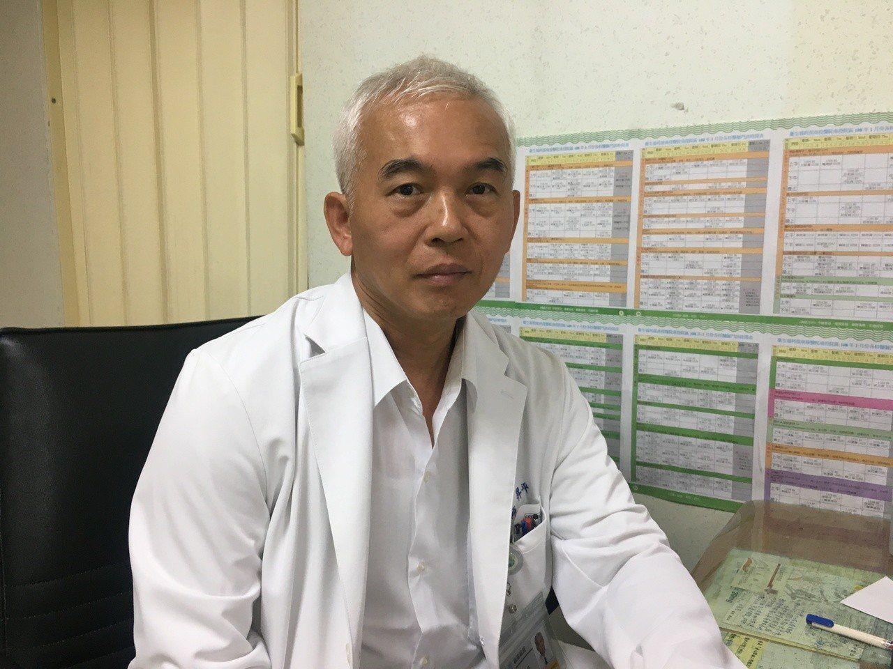 南投醫院泌尿科醫師李昇平提醒性功能障礙的男性,不要亂吃不明藥物,應就醫找出原因才...