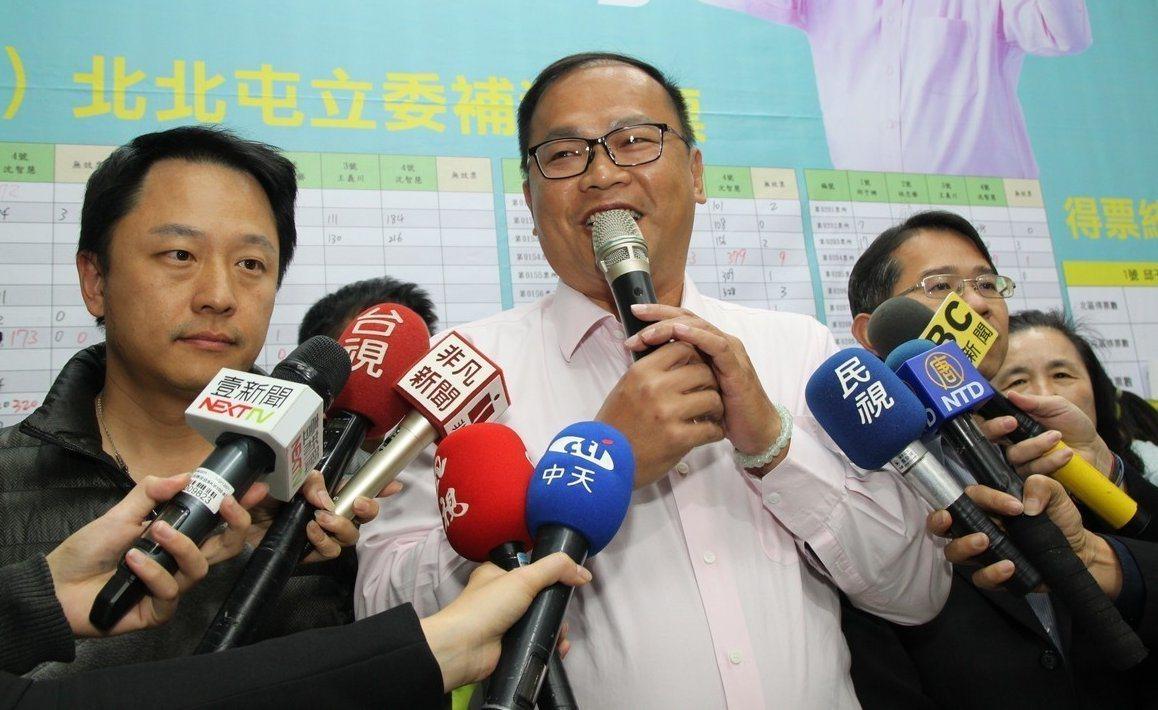 台中市政府前交通局長王義川將接任桃園航空城公司董事長。圖/聯合報系資料照
