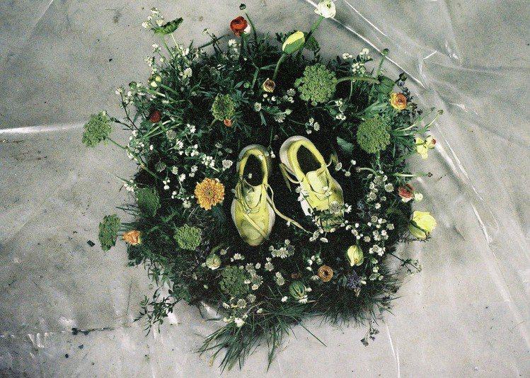 PUMA ALTERATION PN-1 狂妄潮鞋,以「末日意象」為設計靈感。圖...