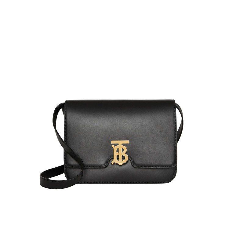 TB Bag(中)售價85,000元、(小)售價75,000元。圖/BURBER...