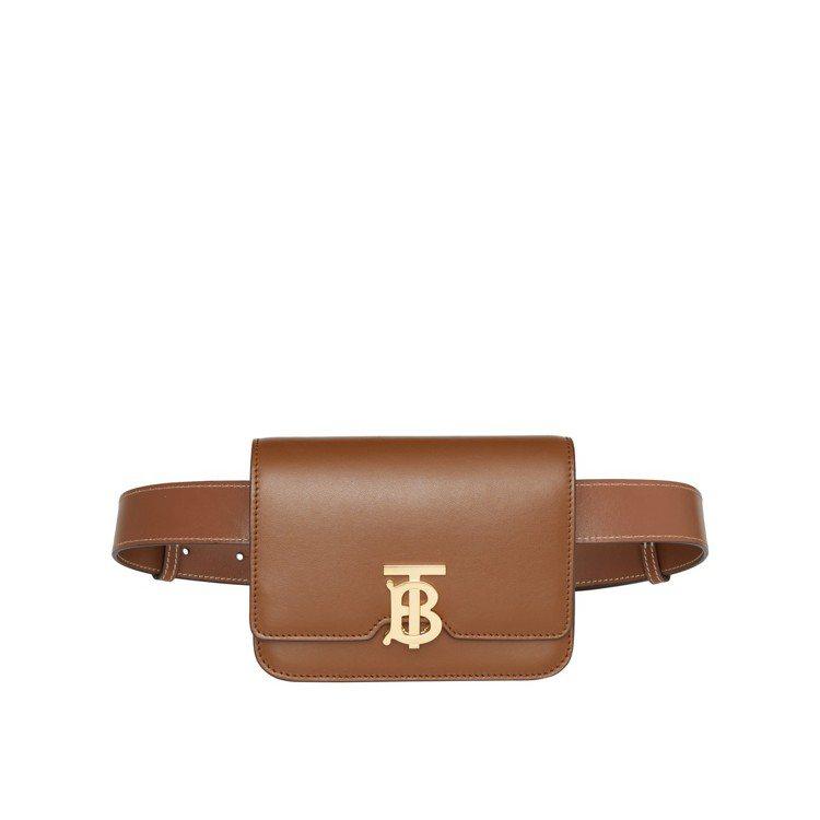 TB Bag腰包款式,售價43,500元。圖/BURBERRY提供