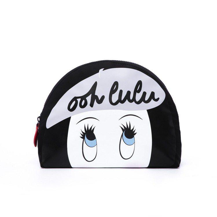 Ooh LuLu化妝包,2,680元。圖/LULU GUINNESS提供