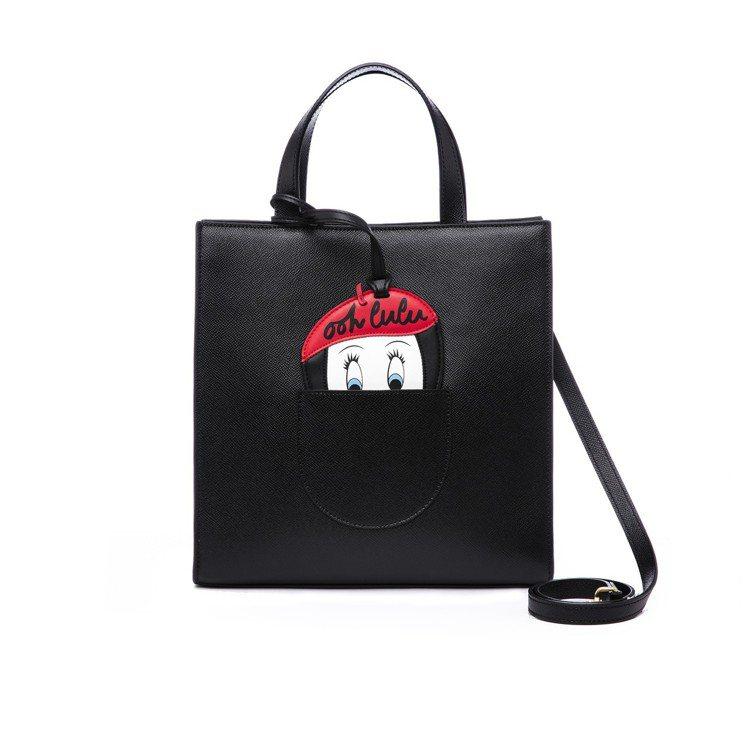Ooh LuLu手提包包,13,800元。圖/LULU GUINNESS提供