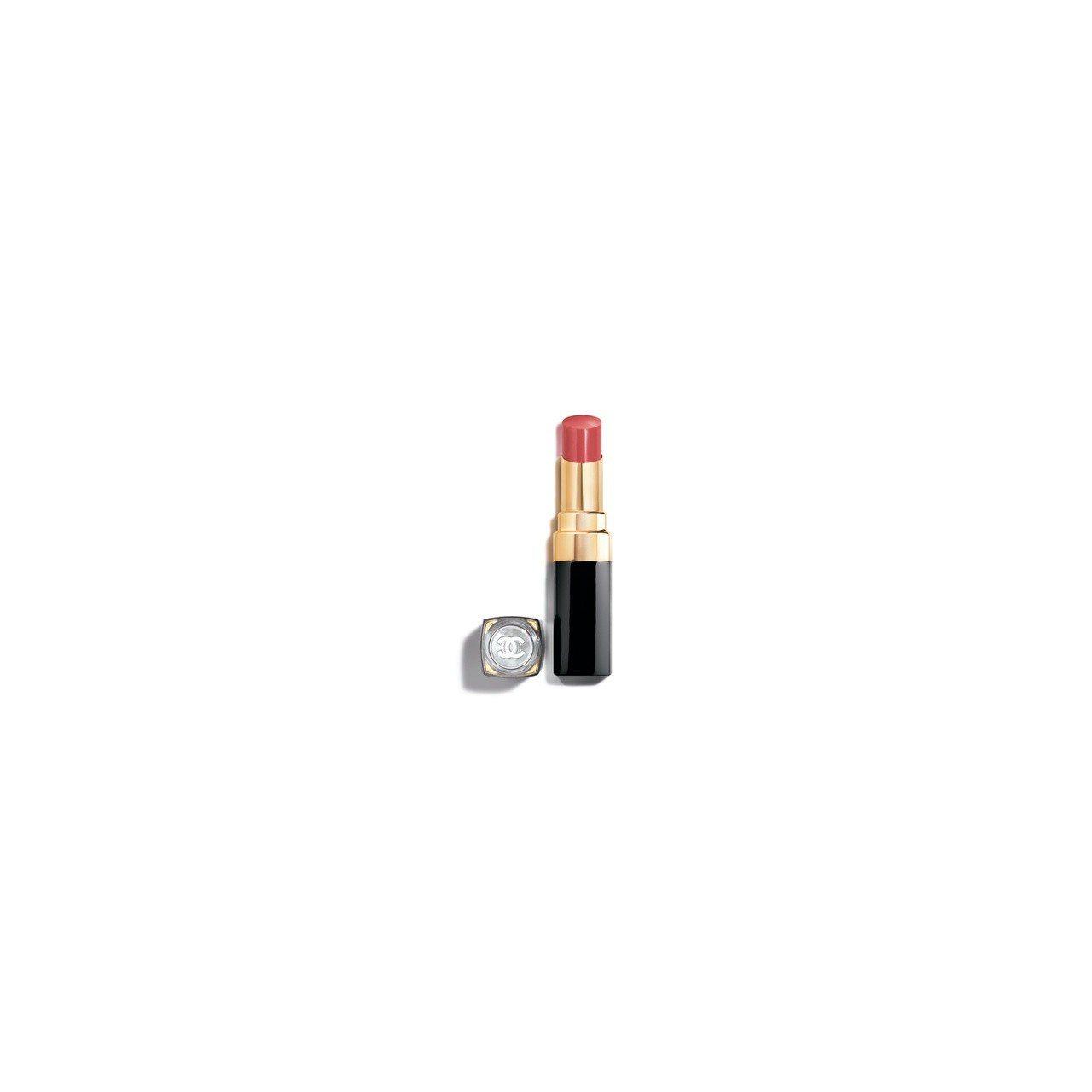 香奈兒COCO晶亮水唇膏#90 日光 3g、1,280元。圖/香奈兒提供