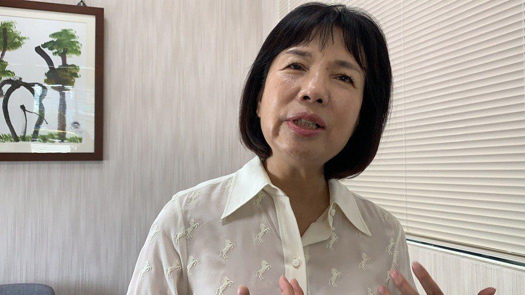台南市前議員郭秀珠昨聲明與扁家正式決裂。圖/聯合報系資料照片
