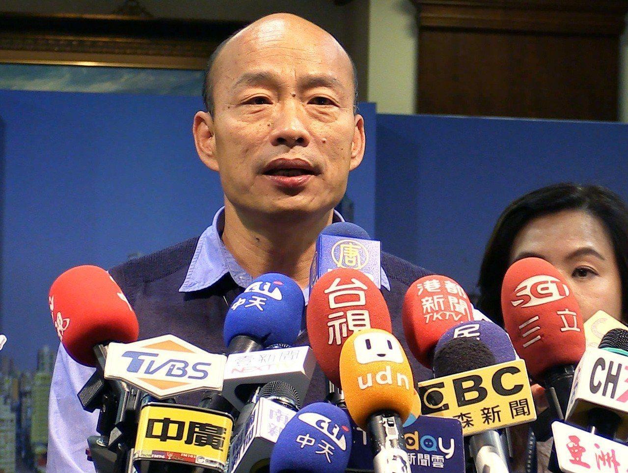 納韓國瑜「兩階段式徵召」引議 國民黨:不會再提了