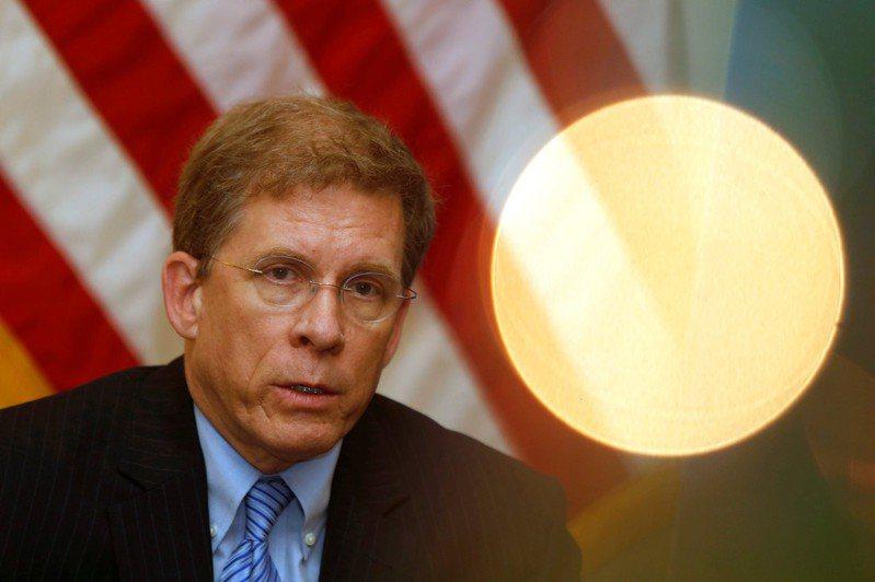 美國國務院亞太事務首席副助卿墨菲。 路透社