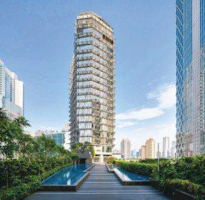 位於雅加達中心的五星級酒店阿麗拉SCBD今年2月開幕。 圖/各業者提供