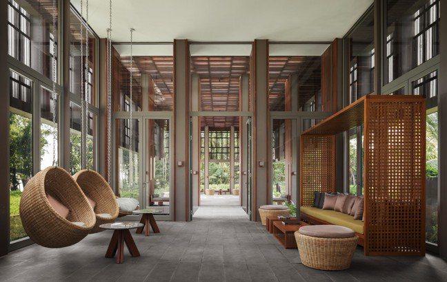 知名酒店集團阿麗拉在瓜隆群島打造了島上唯一的酒店。(阿麗拉提供)