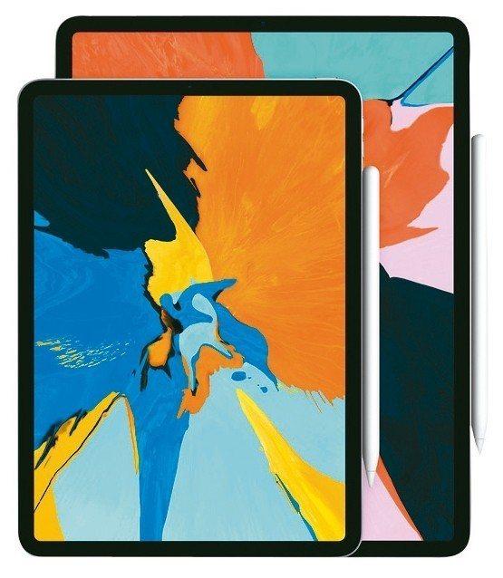 爆料達人稱新一代iPad Air外型將與iPad Pro(圖)更接近。 圖/蘋果提供