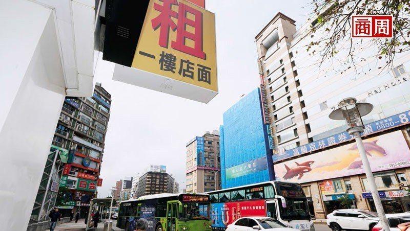 台北市東區待租店面暴增,背後原因不只高租金,還包含消費習慣改變、店家轉型升級不足...