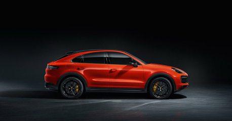 保時捷第三款休旅誕生 全新Porsche Cayenne Coupe預售價368萬元起!