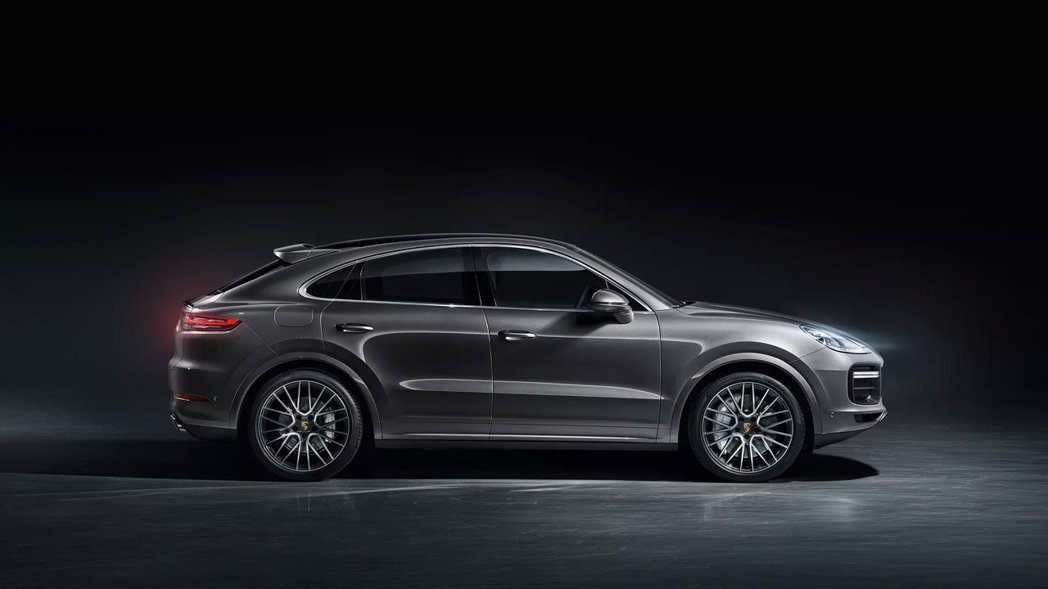 圖為全新Porsche Cayenne Turbo Coupe。 摘自Porsc...