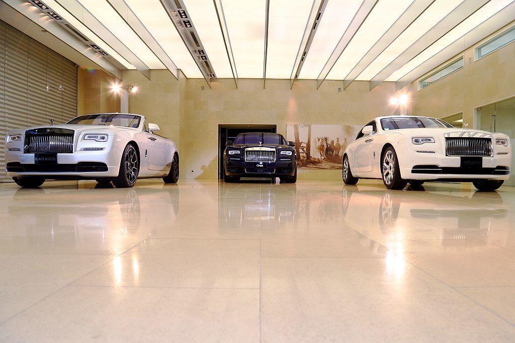 慶祝代理勞斯萊斯汽車品牌8週年,總代理盛惟將陸續於北、中、南各地為品牌VIP舉辦...