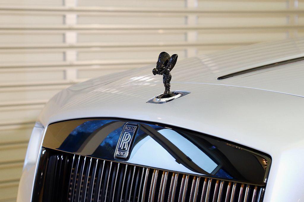 展出車輛均為全台獨一無二,搭配勞斯萊斯汽車客製化選配的車型,盡致彰顯勞斯萊斯汽車...