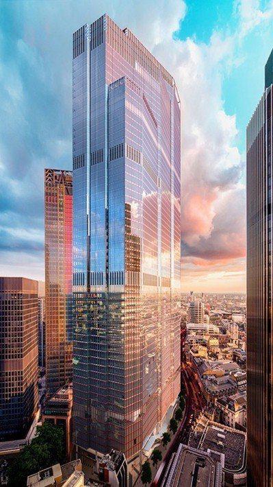 主教門大街22號大樓樓高278公尺,共62層,將能容納1萬2000人在此工作。 ...