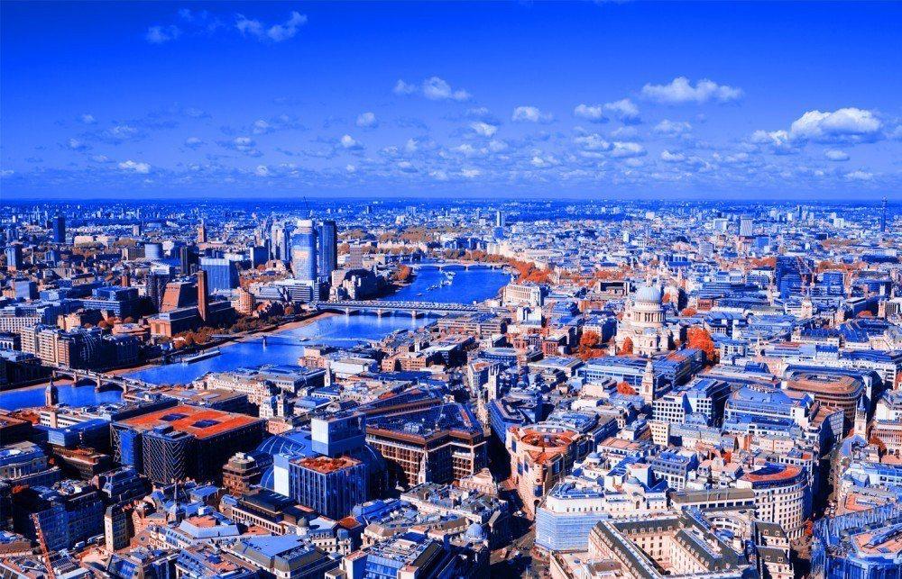 主教門大街22號將有倫敦最高的免費公共觀景走廊。 圖/取自主教門大街22號官網