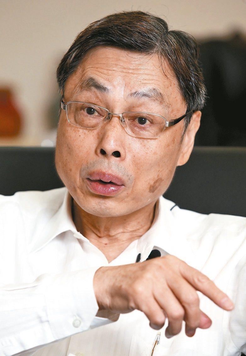 海基會前副董事長兼秘書長高孔廉。圖/聯合報系資料照片