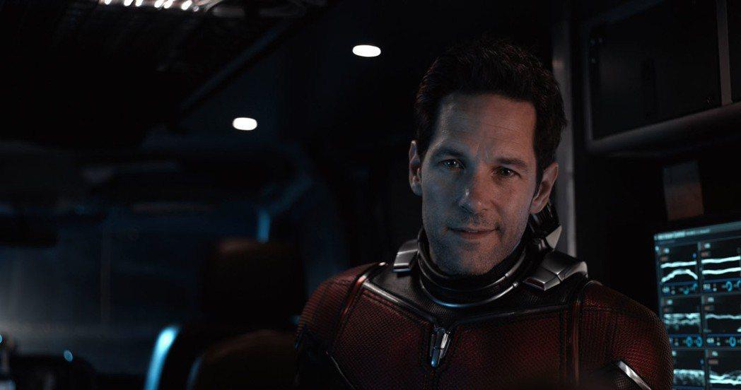 蟻人在「復仇者聯盟:終局之戰」被推論會是主角之一,演員本身卻不以此自居。圖/摘自...