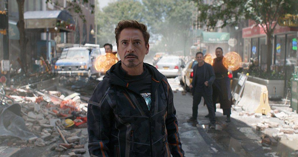 鋼鐵人在「復仇者聯盟:終局之戰」將有顯著的戲份。圖/摘自imdb